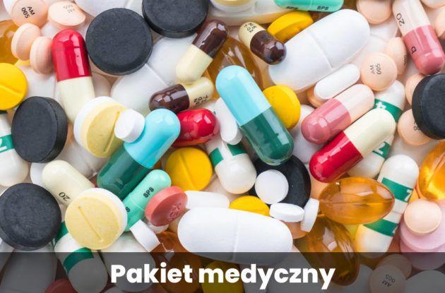 Pakiet medyczno-lekowy