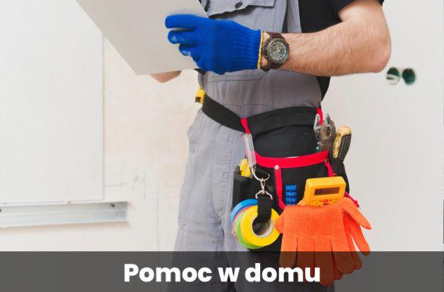 Pomoc w domu